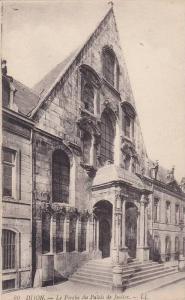 Le Porche Du Palais De Justice, Dijon (Cote d'Or), France, 1900-1910s