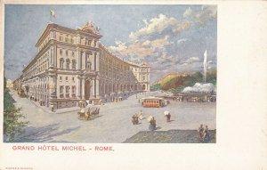 ROME, Lazio, Italy, 00-10s; Grand Hotel Michel
