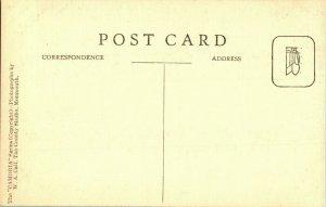 Vtg Postcard RPPC c 1900s Quenington Door Norman North Porch St Swithin UK