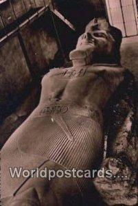 La Colossal Statue de Ramses II Memphis Eqypt Unused
