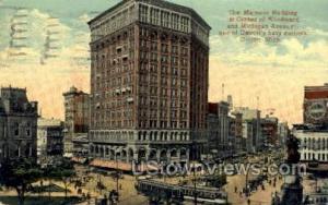 The Majestic Bldg Detroit MI 1914