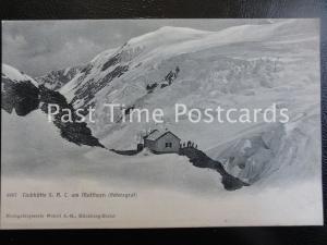 Old PC - Clubhutte S. A. C. am Mtthorn (Petersgrat)