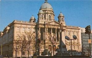 Syracuse New York~Onondaga County Court House~1960s Postcard