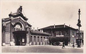 France Laon La Gare Train Station Real Photo