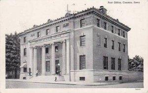 Iowa Creston Post Office 1943 Curteich