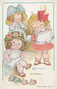 Grace DRAYTON-WIDERSEIM, 1914; Little girls, The Trousseau