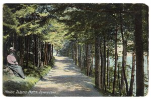 Mouse Island, Maine, Lovers Lane