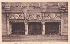 France Poitiers Palais de Justice