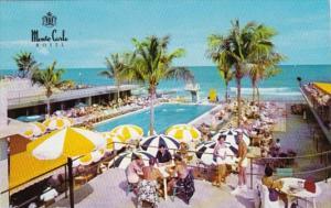 Florida Miami Beach The Monte Carlo Resort Hotel
