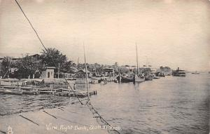Iraq, Basra, Shatt al-Arab Right Bank View