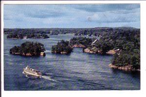 Thousand Islands Cruise Boat, Ontario, Canada, Used