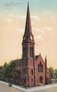 PROVIDENCE , Rhode Island , 1900-10s ; Grace Church