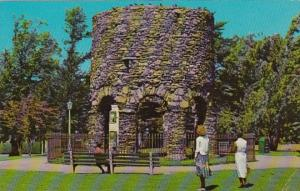 Rhode Island Newport Famous Old Stone Mill 1964