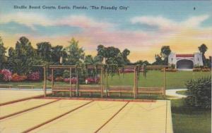 Florida Eustis Shuffle Board Courts