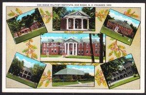 Oak Ridge Military Institute multiview - NC