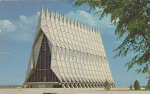 Colorado Colorado Springs C 618 The Cadet Chapel U S Air Force Academy
