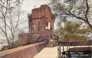 Vintage Postcard CHESTER The Water Tower (AD 1322) Cheshire by Valentine's
