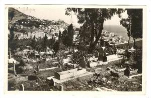 RP: Alger - Cimetlere d´EL-KETTAR et de Notre Dame d´Afrique, Algeria, 20-40s