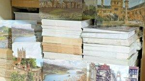 10 Diff NEW Random ART Postcards great for Postcrossing & Postcardsofkindness