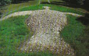 Georgia Eatonton Rock Eagle Effigy Rock Eagle 4-H Club Center
