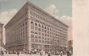 New York Buffalo Ellicott Square 1907