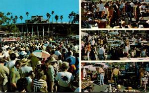California Pasadena Rose Bowl Swap Meet and Flea Market