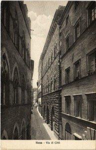CPA Siena Via di Cittá ITALY (801427)