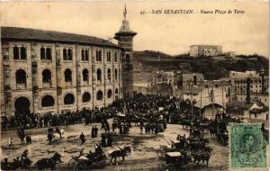 CPA Espagne San Sebastian - Nueva Plaza de Toros (282453)