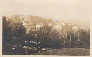 RP; WEST SUMNER , Maine , 1921