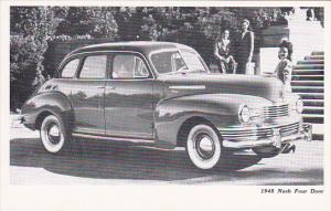 1948 Nash Four Door