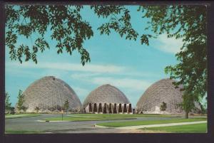 Conservatory,Mitchell Park,Milwaukee,WI Postcard