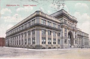 PHILADELPHIA , Pennsylvania , 1909 ; Drexel Institute