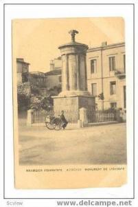 Monument De Lysicrate,Athenes,Greece,pre-1907