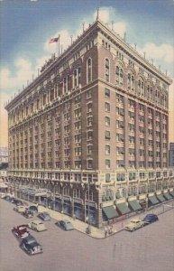 Davenport Hotel Spokane Washington 1950