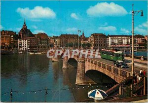Postcard Modern Basel