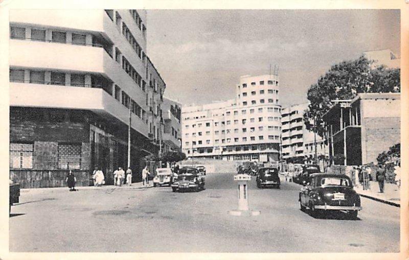 Boulevard Antee Tanger 1952