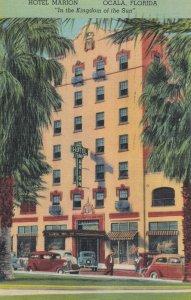 OCALA , Florida , 1930-40s ; Hotel Marion