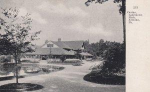 ALTOONA, Pennsylvania, 1900-1910's; Casino Lakemont, Park