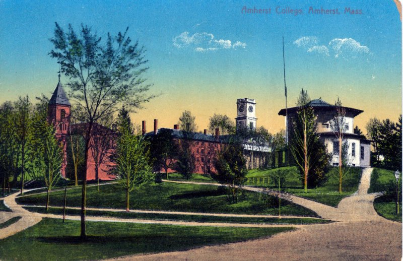 [ Scott Photo ] US Massachusetts Amherst - Amherst College