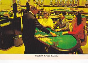 Casino Interior , GRAND BAHAMA , Bahamas , 50-70s