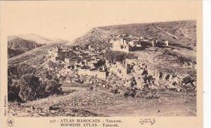 Morocco Atlas Marocain Tanaout 1920s-30s