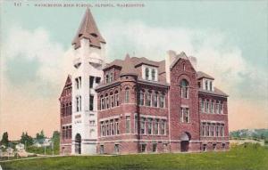 Washington Olympia Washington High School