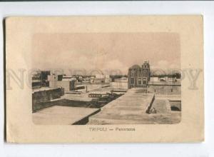 258094 ITALIAN LYBIA TRIPOLI view Vintage RPPC