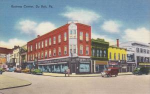 Business Center , DU BOIS , Pennsylvania, 30-40s