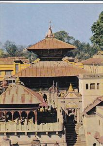 Temple of Lord Pashupatinath, Nepal, 50-70s