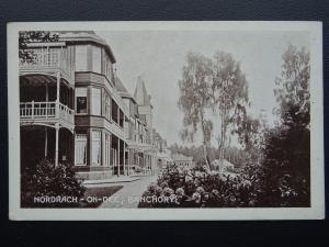 Scotland Aberdeenshire BANCHORY Nordrach on Dee - Old Postcard