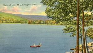 CT - Highland Lake near Torrington