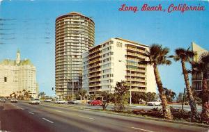 USA California Long Beach East Ocean Boulevard Cars