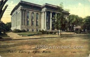Public Library Lynn MA 1911