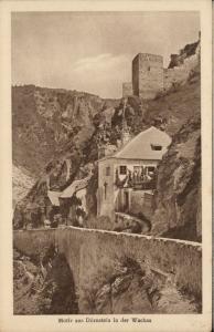 Motiv aus Durnstein in der Wachau